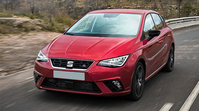 Alternative zum Leasing: Auto-Abo  Seat Ibiza FR 1.0 TSI, 85 kW (115 PS)