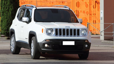 Alternative zum Leasing: Auto-Abo Jeep Renegade Limited 1.4l MultiAir, 125 kW (170 PS)