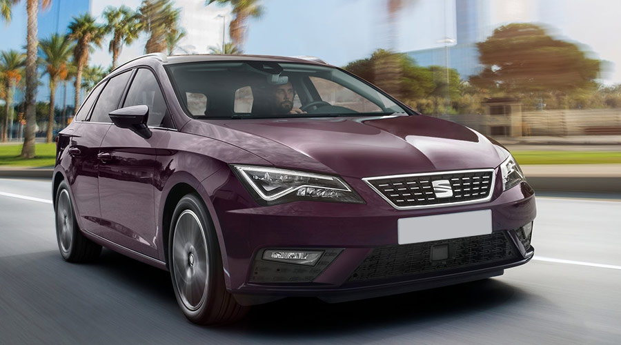 Leasing-Angebot Seat Leon ST FR 1.4 TSI ACT DSG, 110 kW (150 PS)