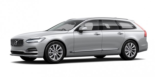 Volvo V90 Inscription - Fast Lane