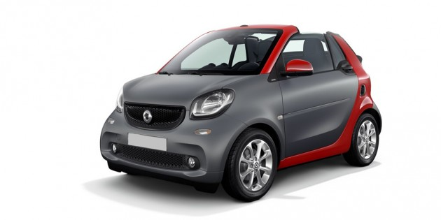 Smart EQ Fortwo Cabrio Passion - Fast Lane
