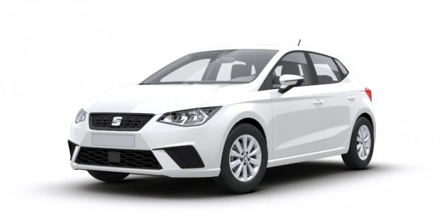 SEAT Ibiza Xcellence CNG