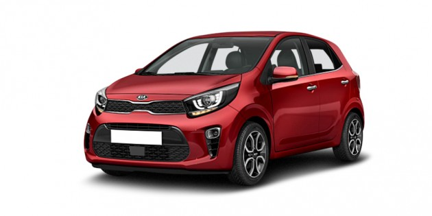 Kia Picanto Dream-Team Edition
