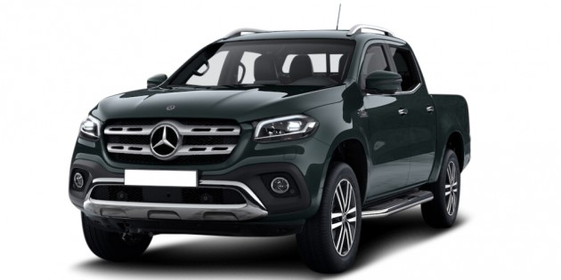 Mercedes Benz X-Klasse Power Edition