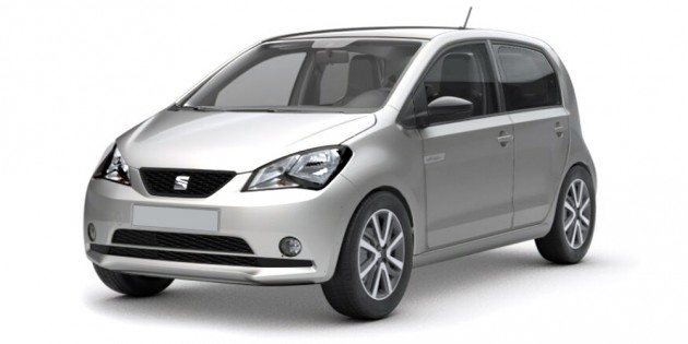 Seat Mii electric Plus - Fast Lane