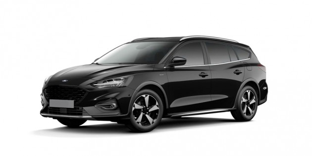 Ford Focus Turnier Active Vignale