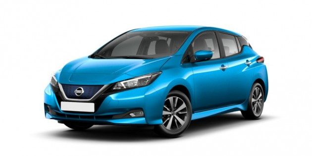 Nissan Leaf Tekna Option